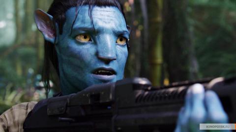 Кадр из фильма Аватар, 2009 год (10)