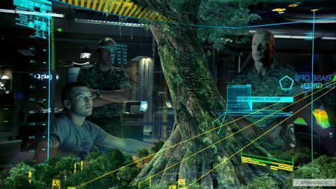Кадр из фильма Аватар, 2009 год (18)