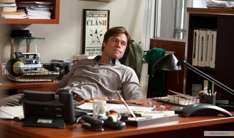 Кадр из фильма Человек, который изменил всё, 2011 год (03)