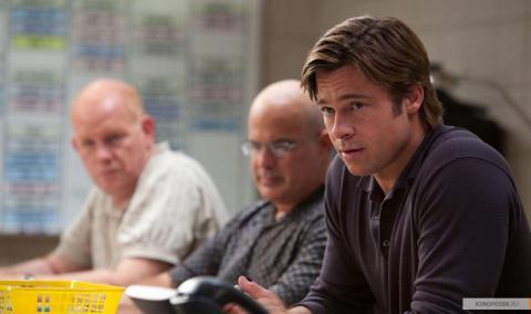 Кадр из фильма Человек, который изменил всё, 2011 год (12)