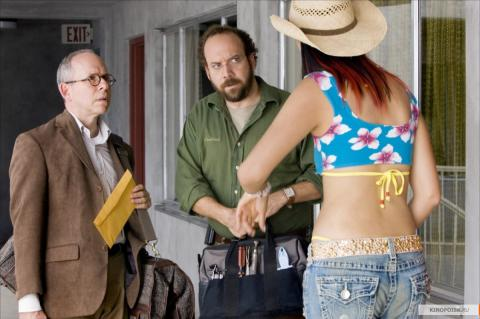 Кадр из фильма Девушка из воды, 2006 год (07)