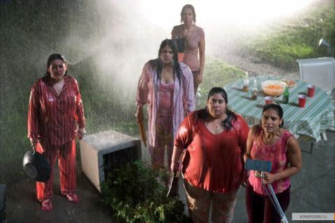 Кадр из фильма Девушка из воды, 2006 год (08)
