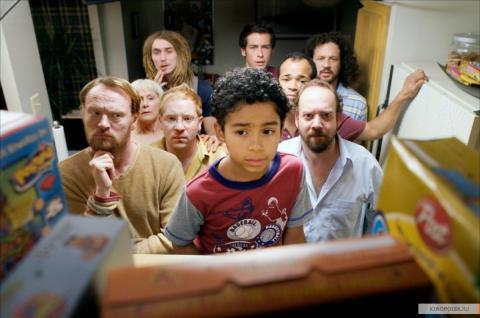 Кадр из фильма Девушка из воды, 2006 год (11)
