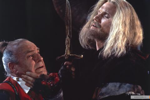 Кадр из фильма Джонни Мнемоник, 1995 год (02)
