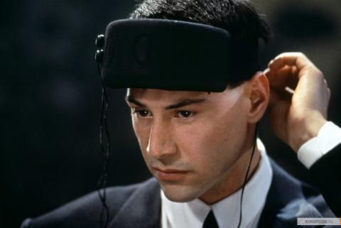 Кадр из фильма Джонни Мнемоник, 1995 год (13)