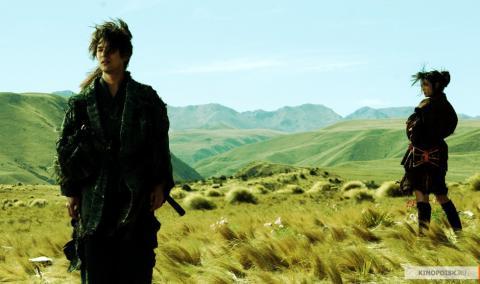 Кадр из фильма Дороро: Легенда о воине, 2007 год (01)