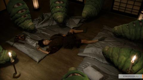 Кадр из фильма Дороро: Легенда о воине, 2007 год (07)