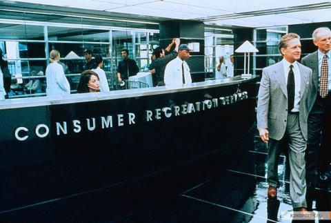 Кадр из фильма Игра, 1997 год (03)
