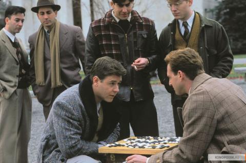 Кадр из фильма Игры разума, 2001 год (02)