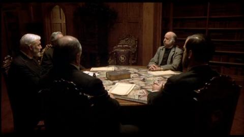 Кадр из фильма Изменяющий время (Преобразователь времени), 2002 год (04)