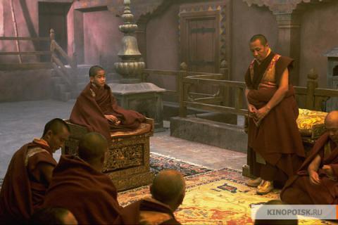 Кадр из фильма Кундун, 1997 год (02)
