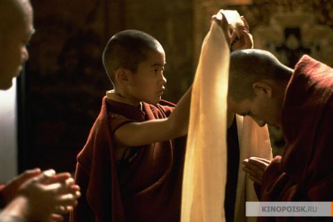 Кадр из фильма Кундун, 1997 год (03)