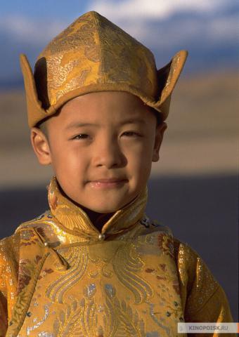Кадр из фильма Кундун, 1997 год (04)