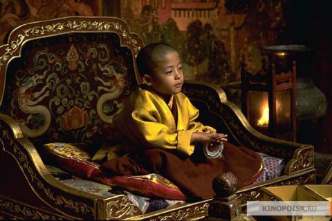 Кадр из фильма Кундун, 1997 год (05)