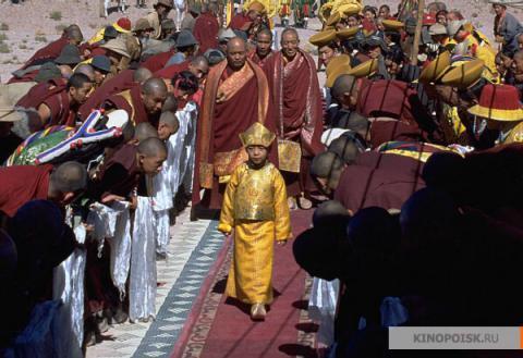 Кадр из фильма Кундун, 1997 год (07)