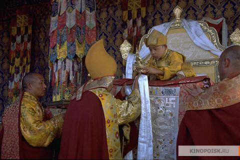 Кадр из фильма Кундун, 1997 год (08)