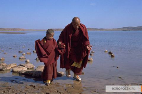 Кадр из фильма Кундун, 1997 год (09)