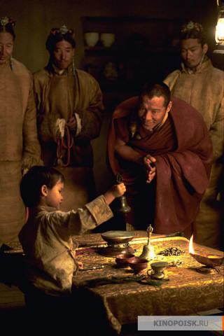 Кадр из фильма Кундун, 1997 год (10)