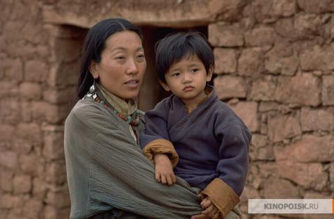 Кадр из фильма Кундун, 1997 год (11)