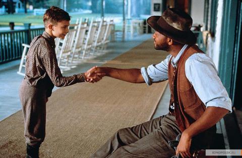 Кадр из фильма Легенда Багера Ванса, 2000 год (06)