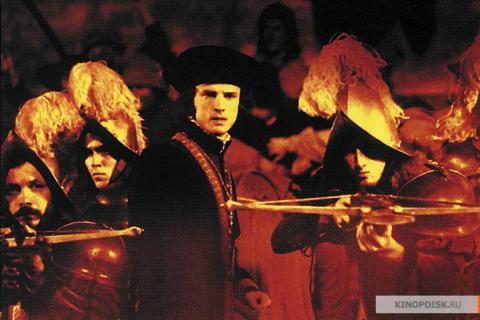 Фильм Лютер, 2003 год. Кадры из фильма (01)