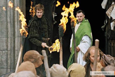 Фильм Лютер, 2003 год. Кадры из фильма (02)