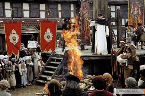Фильм Лютер, 2003 год. Кадры из фильма (05)
