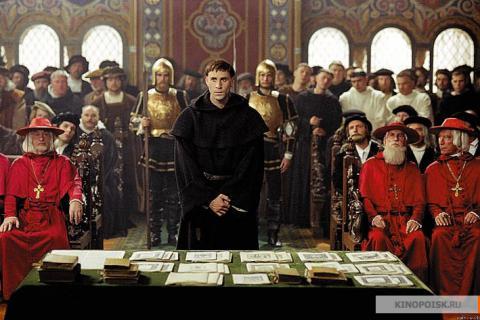 Фильм Лютер, 2003 год. Кадры из фильма (06)