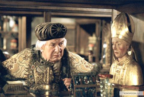 Фильм Лютер, 2003 год. Кадры из фильма (08)