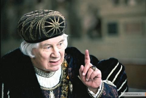 Фильм Лютер, 2003 год. Кадры из фильма (09)
