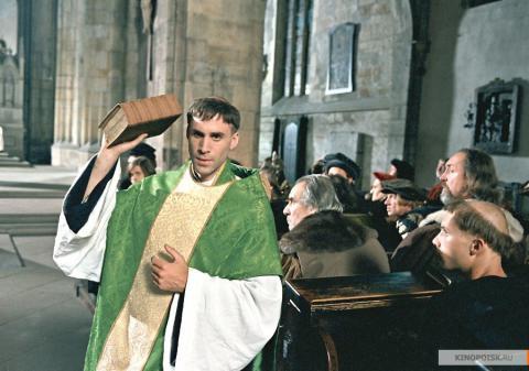 Фильм Лютер, 2003 год. Кадры из фильма (10)
