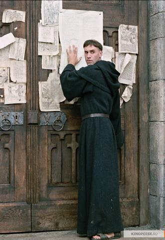Фильм Лютер, 2003 год. Кадры из фильма (11)