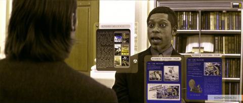 Кадр из фильма Машина времени, 2002 год (11)