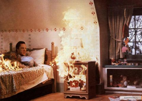 Кадр из фильма Мертвая зона, 1983 год (05)