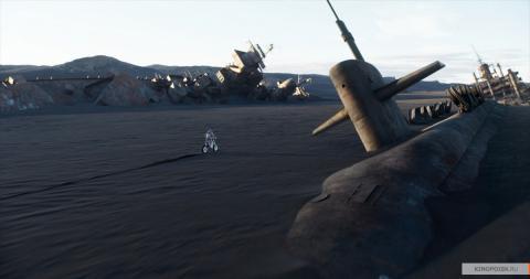 Кадр из фильма Обливион, 2013 год (05)