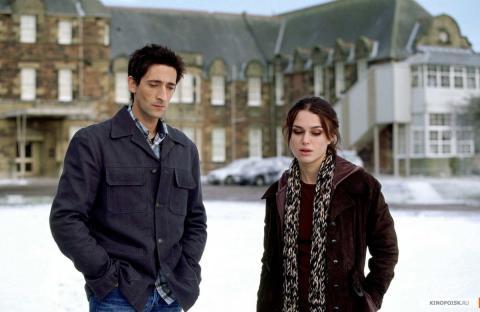Кадр из фильма Пиджак, 2004 год (03)