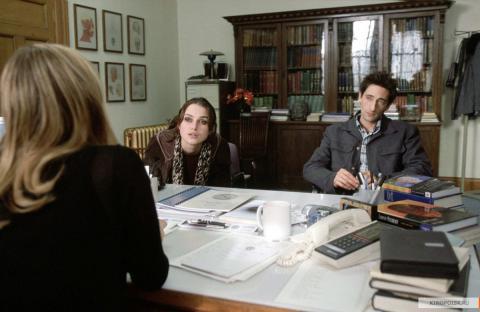 Кадр из фильма Пиджак, 2004 год (04)