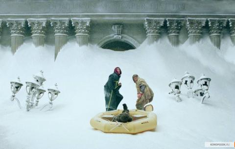 Кадр из фильма Послезавтра, 2004 год (03)