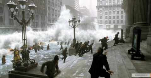 Кадр из фильма Послезавтра, 2004 год (06)
