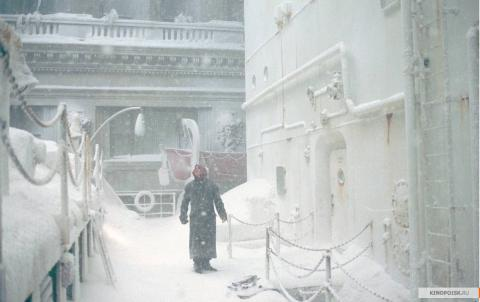 Кадр из фильма Послезавтра, 2004 год (07)