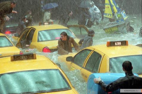Кадр из фильма Послезавтра, 2004 год (10)