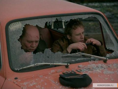 Кадр из фильма Слезы капали, 1982 год (02)