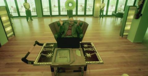 Кадр из фильма Столик номер 21, 2013 год (03)