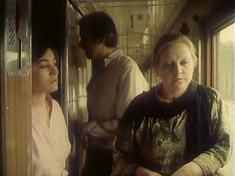Кадр из фильма СВ. Спальный вагон, 1989 год (03)