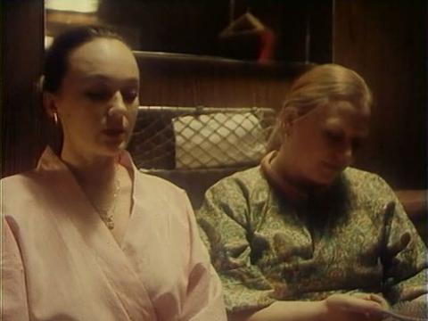 Кадр из фильма СВ. Спальный вагон, 1989 год (05)