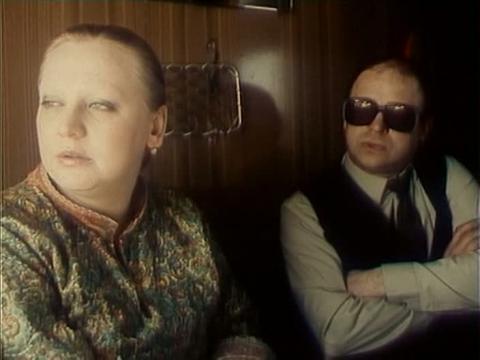 Кадр из фильма СВ. Спальный вагон, 1989 год (08)