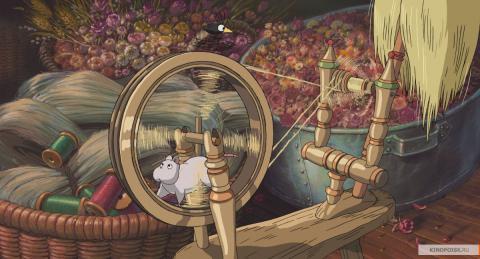 Кадр из мультфильма Унесённые призраками, 2001 год (07)