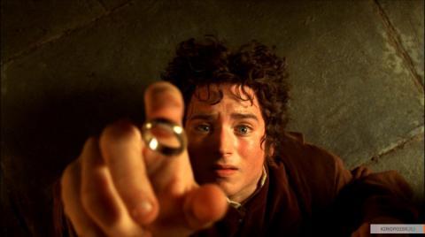 Кадр из фильма Властелин колец: Братство кольца, 2001 год (09)