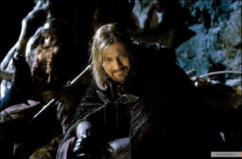 Кадр из фильма Властелин колец: Братство кольца, 2001 год (10)