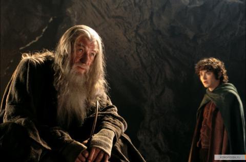 Кадр из фильма Властелин колец: Братство кольца, 2001 год (12)